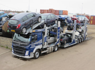 transport auto uk romania
